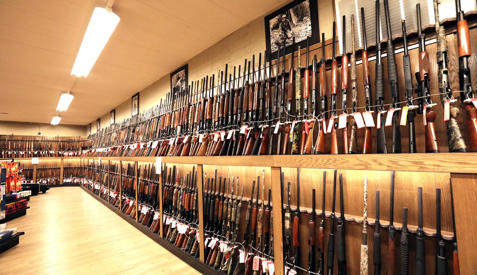 Firearm Trades & Buy Backs
