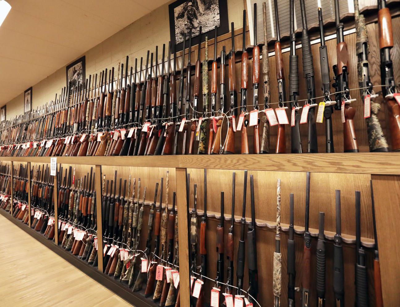 Shotguns Rifles