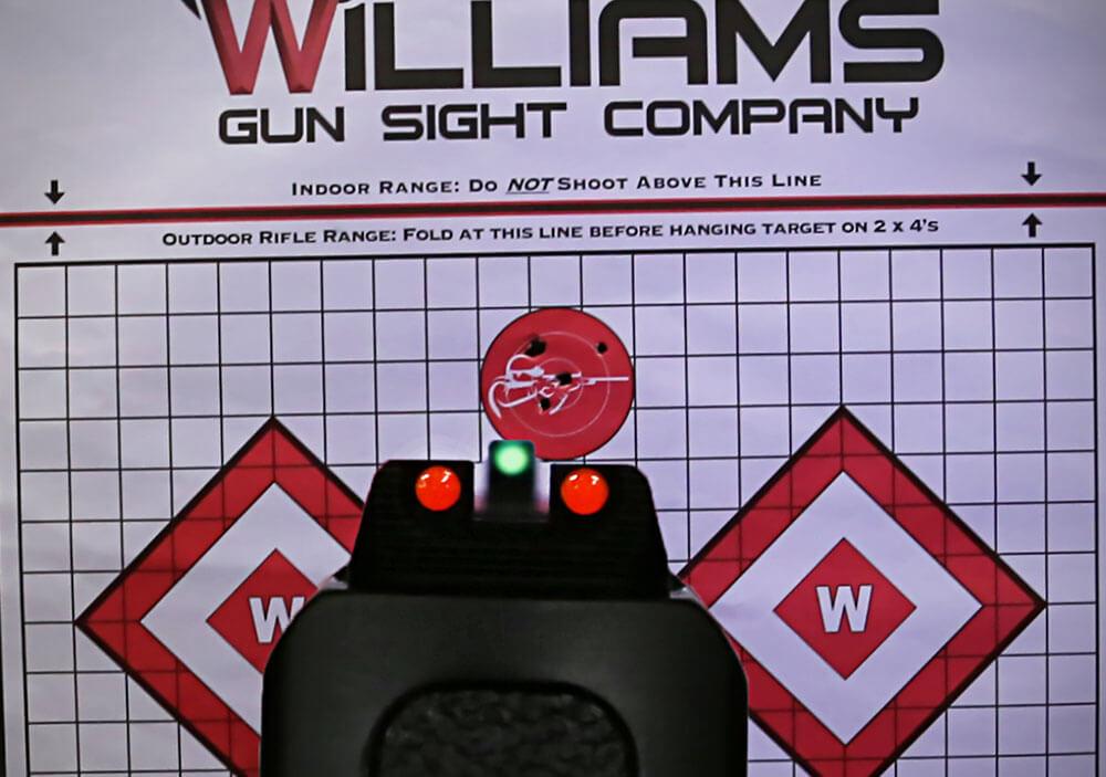 Williams Gun Sight Firearm Ranges