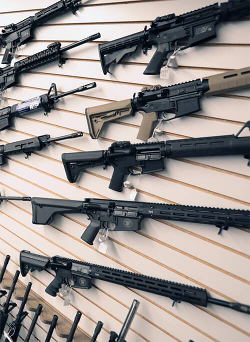 Incoming Firearm Transfers